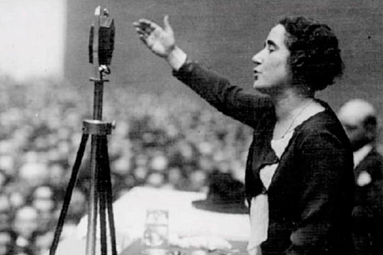 Clara Campoamor, una mujer un voto