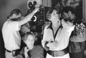 Pilar Miró primera mujer directora de radio televisión española