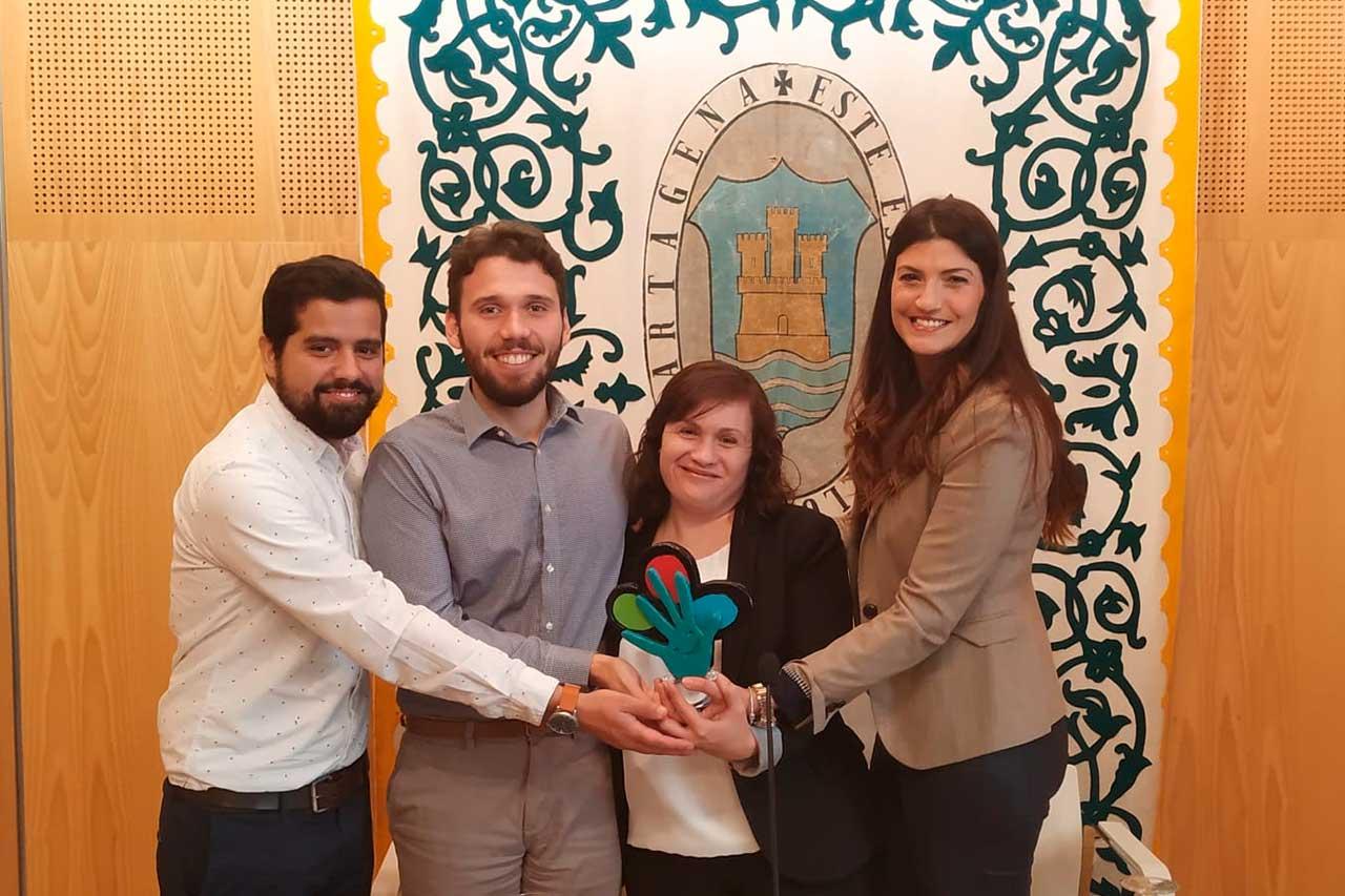 25 Aniversario Asociación Asido Cartagena, Premios Amigo Solidario