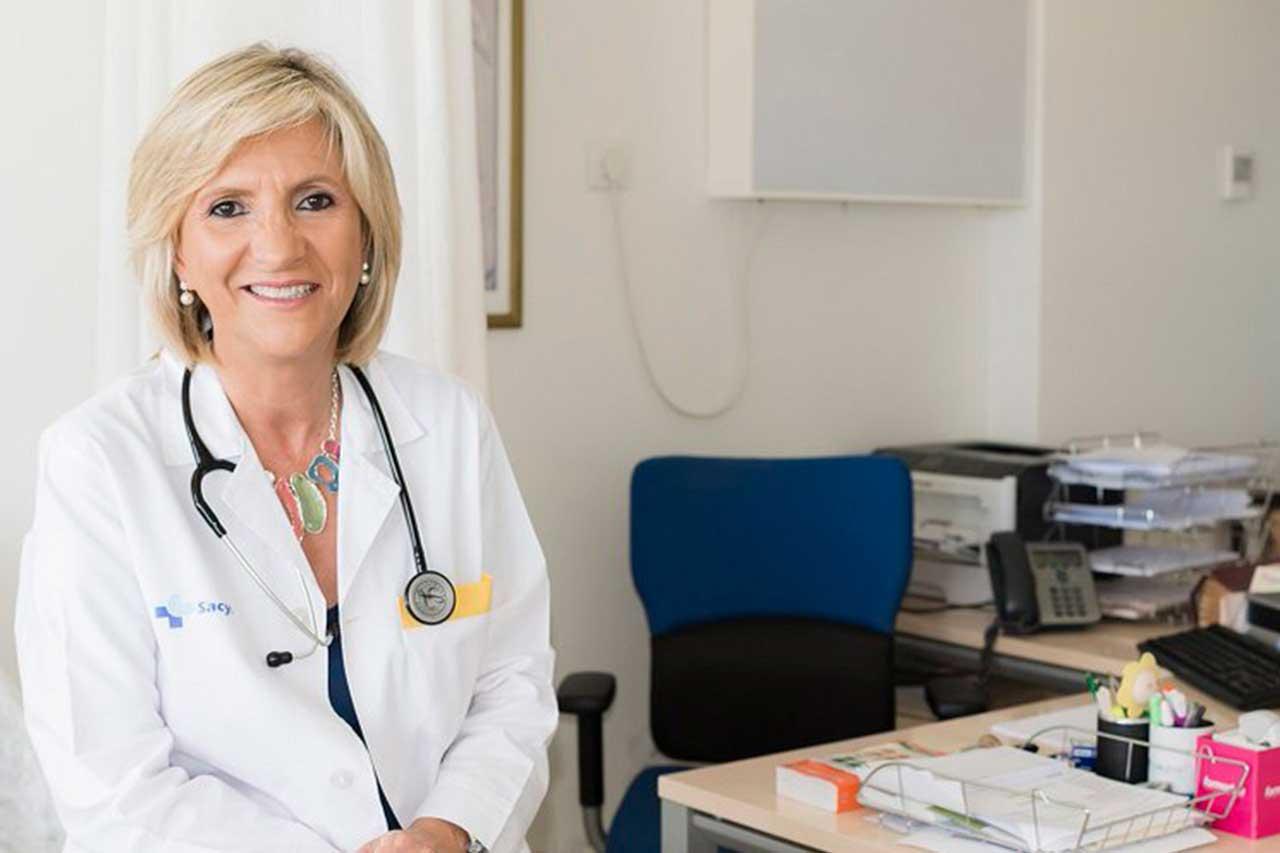 Verónica Casado, la mejor médico del mundo tiene 57 años y es de Valladolid