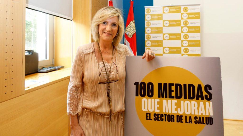 La mejor médico del mundo 2018, Verónica Casado.