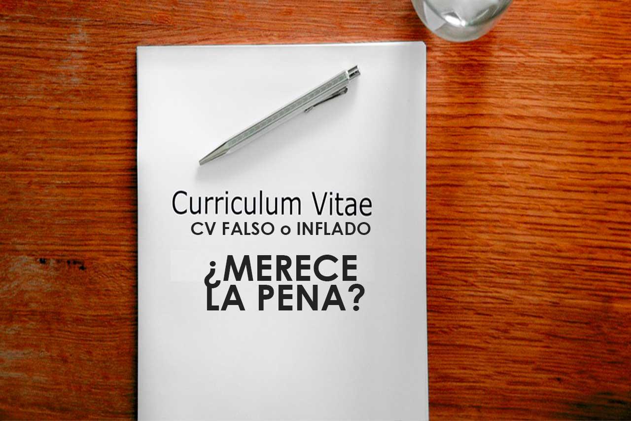 ¿Qué mentiras son las más frecuentes en los currículums?