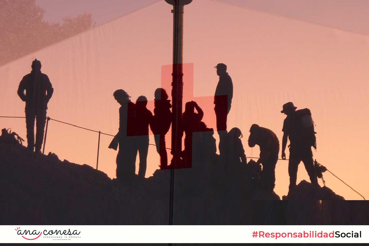 Expatriados, la gran labor de la Cruz Roja ¿y si fueras tú?