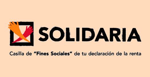 Declaración de la renta y motivos para marcar la casilla solidaria