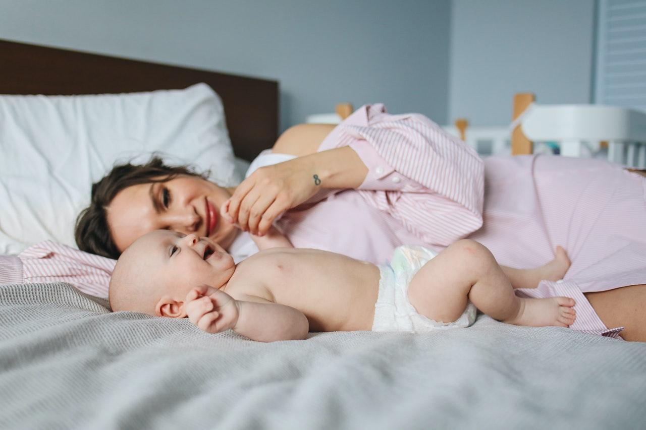 Quien no llora no mama (Semana Mundial de la Lactancia Materna)